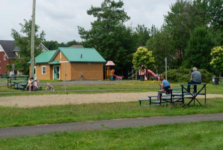La Ville continue à mettre l'accent sur ses parcs