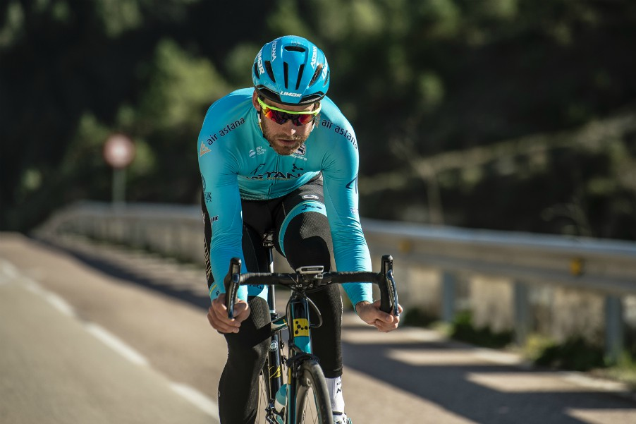Tour d'Émilie en Italie: Hugo Houle contraint à l'abandon