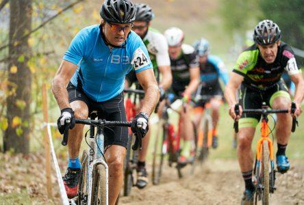 Le cyclocross à l'honneur au parc des Voltigeurs