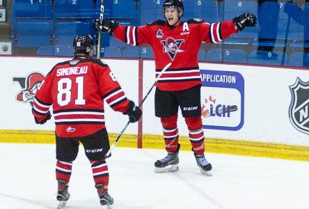 Simoneau et Mercer à la série Canada-Russie