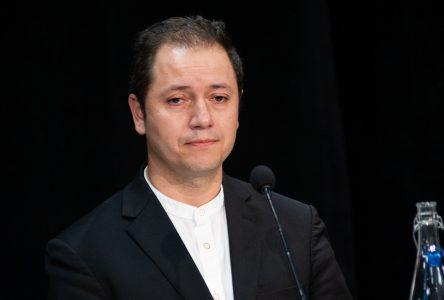 William Morales satisfait de ses résultats, malgré la défaite
