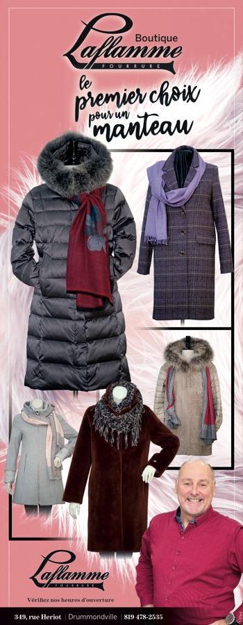 Manteaux de choix