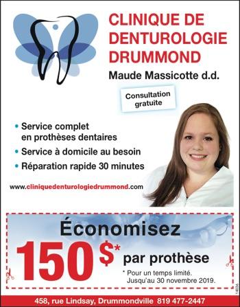 Logo de Économisez 150$/prothèse