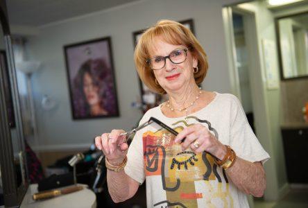 La coiffure n'a plus de secret pour Denise Roy Gauthier