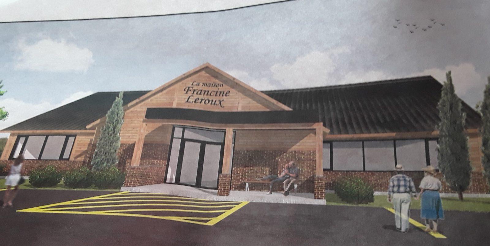 Un nouveau bâtiment de 900 000 $ pour les fermières de Saint-Lucien