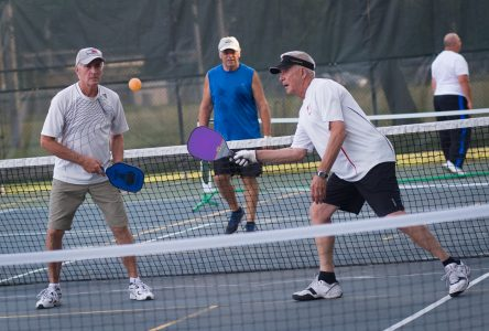 Tournoi provincial de pickleball à Drummondville