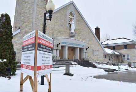 Des projets à venir pour l'église Immaculée-Conception