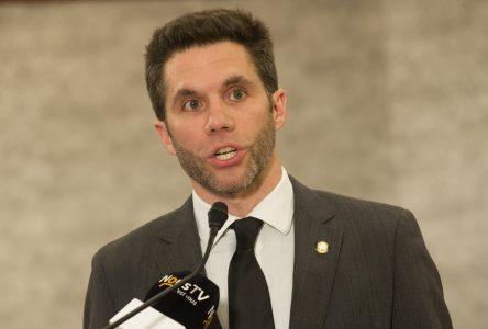 Mairie de Drummondville : John Husk ne sera pas candidat