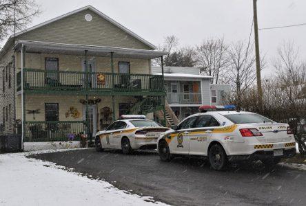 Trafic de stupéfiants: trois appartements perquisitionnés à Drummondville