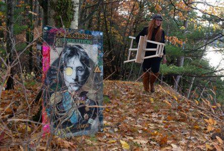 Julie Martel ou l'art d'insuffler une deuxième vie aux déchets industriels