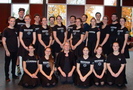 Collaboration entre Mackinaw et l'École Formation Danse