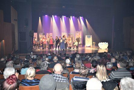 L'histoire de Parrainage civique Drummond racontée dans une comédie musicale