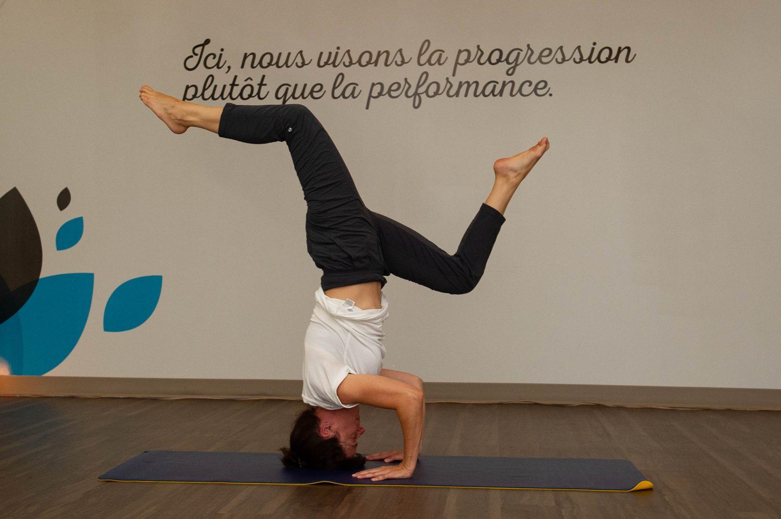 Le yoga, pour trouver son équilibre