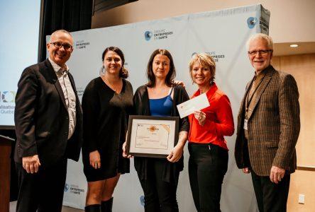 La Ville de Drummondville remporte le 1er prix du Groupe Entreprises en santé