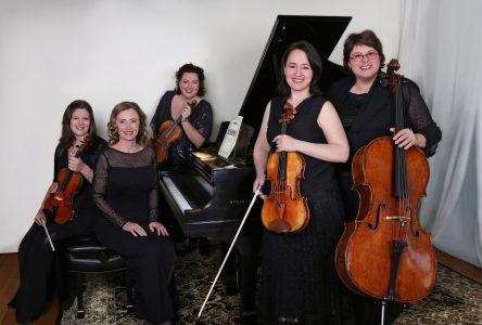 Anne-Marie Dubois propose deux concerts de musique de chambre au féminin
