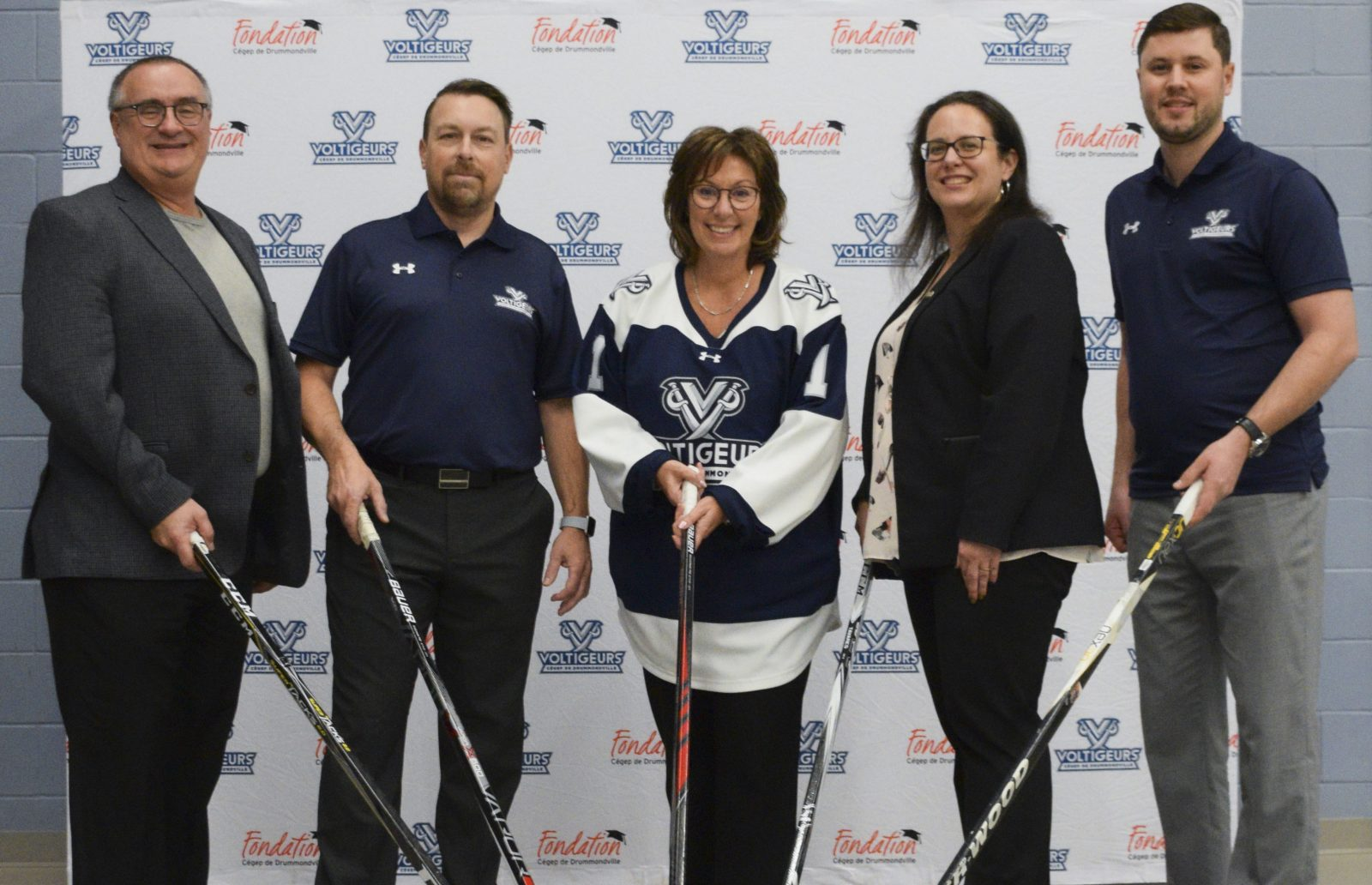 Hockey collégial féminin: Drummondville gagne son pari