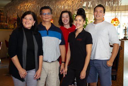 L'histoire de famille derrière les plats épicés et exotiques du Thai Wai Wai