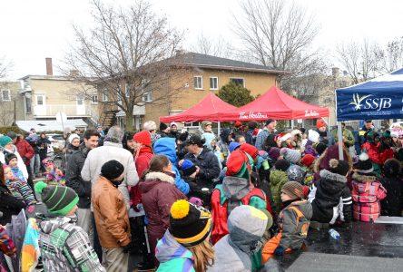 Le quartier Saint-Joseph en fête pour la Féerie de Noël