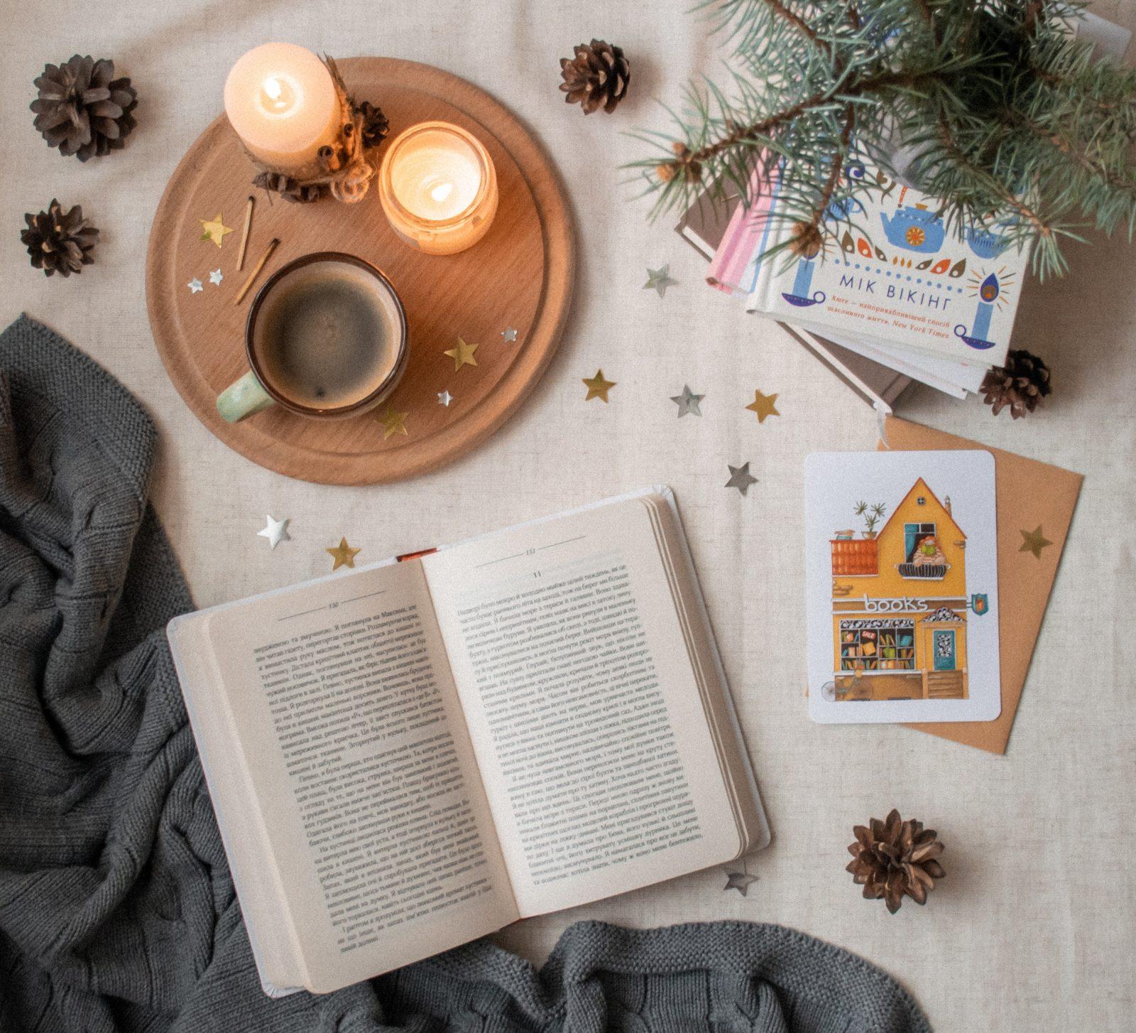 Des suggestions de lecture pour attaquer l'hiver