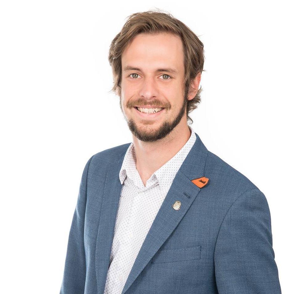 Mathieu Audet se portera candidat à la mairie