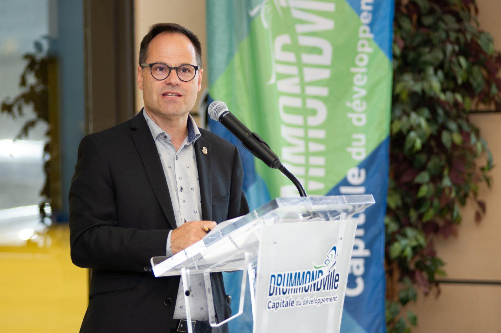 Une année de changement pour Drummondville