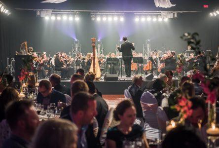 La famille à l'honneur lors du Grand bal symphonique