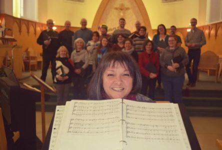 La Chorale de Noël en spectacle dans l'église de Wickham