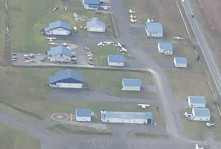 Aéroport de Drummondville: une soirée d'information publique aura lieu le 28 janvier