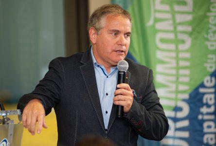 Élection à la mairie : Rock Moisan s'ajoute au processus de réflexion