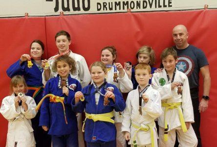D'autres solides performances pour Judo Drummond