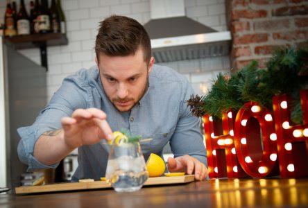Jouez au barman et créez vos cocktails festifs
