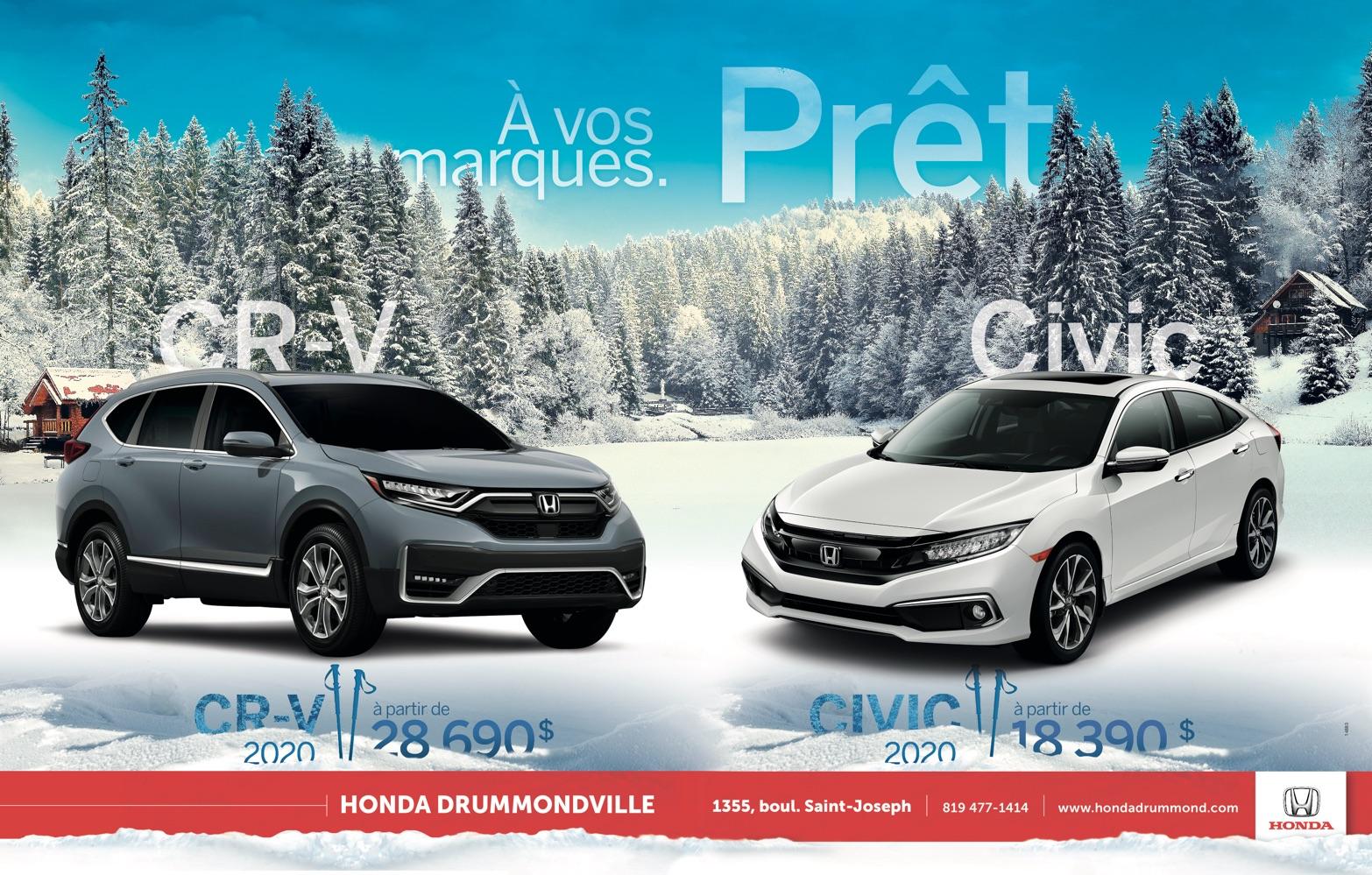 CR-V / Civic