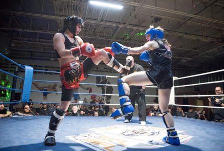 Wickham hôte du championnat canadien de kickboxing amateur