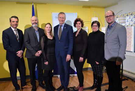 Québec investit pour lutter contre la pauvreté à Drummondville