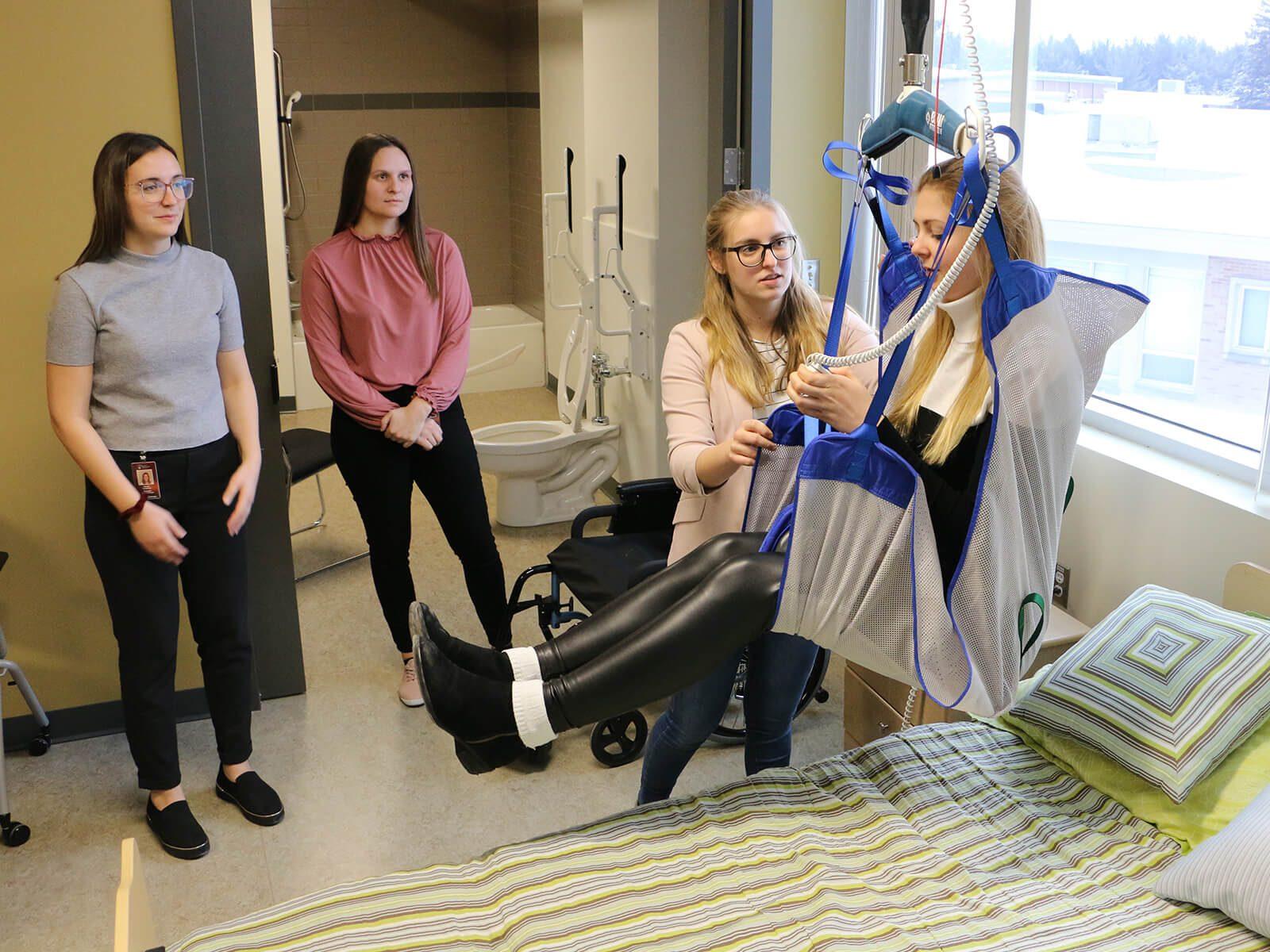 Un baccalauréat en ergothérapie offert à l'UQTR de Drummondville