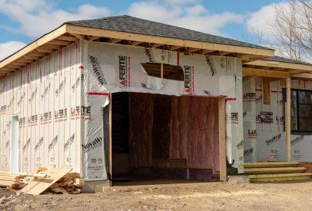 Nombre record de permis de construction à Drummondville
