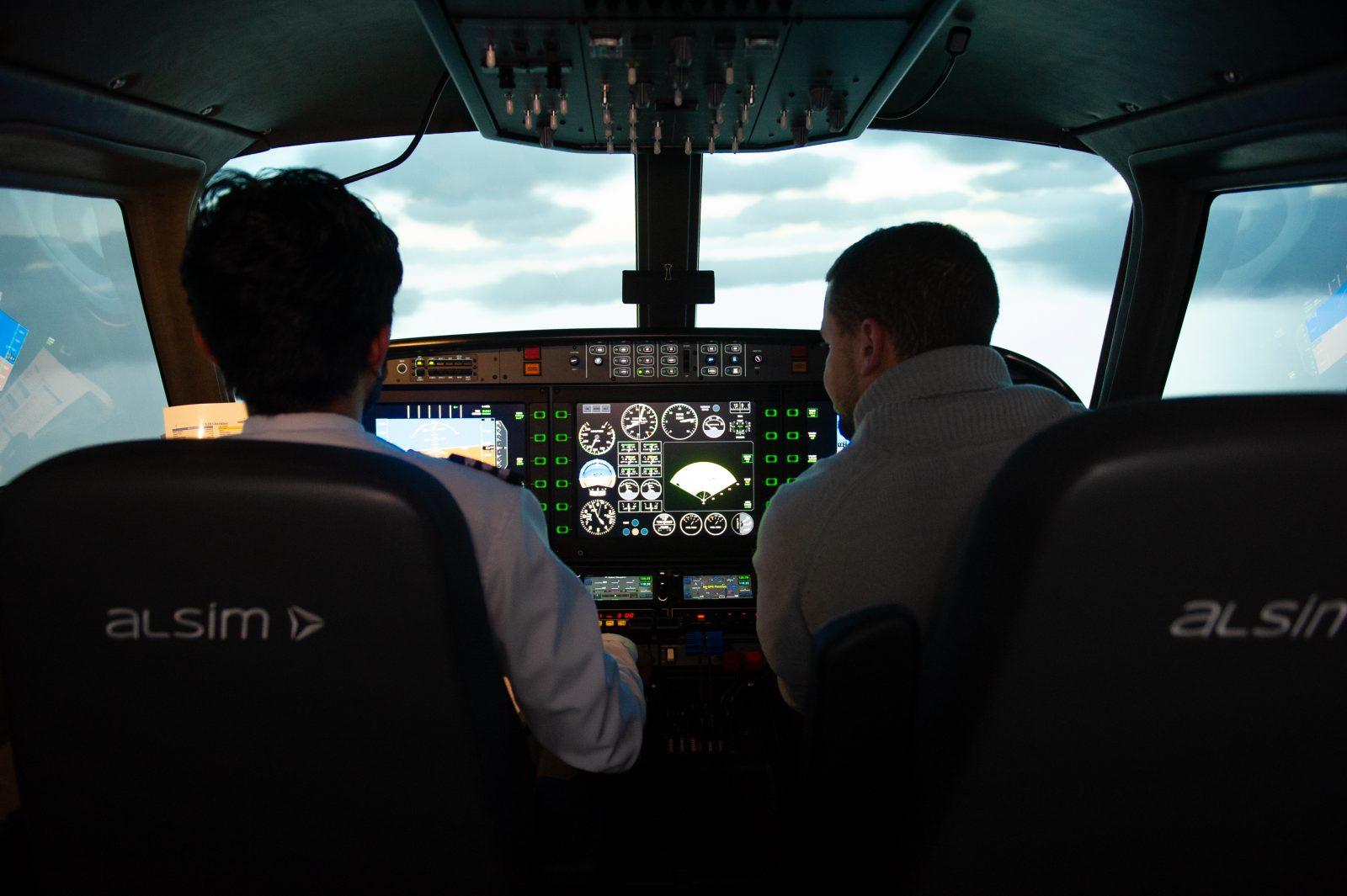 Des projets d'expansion pour Select Aviation