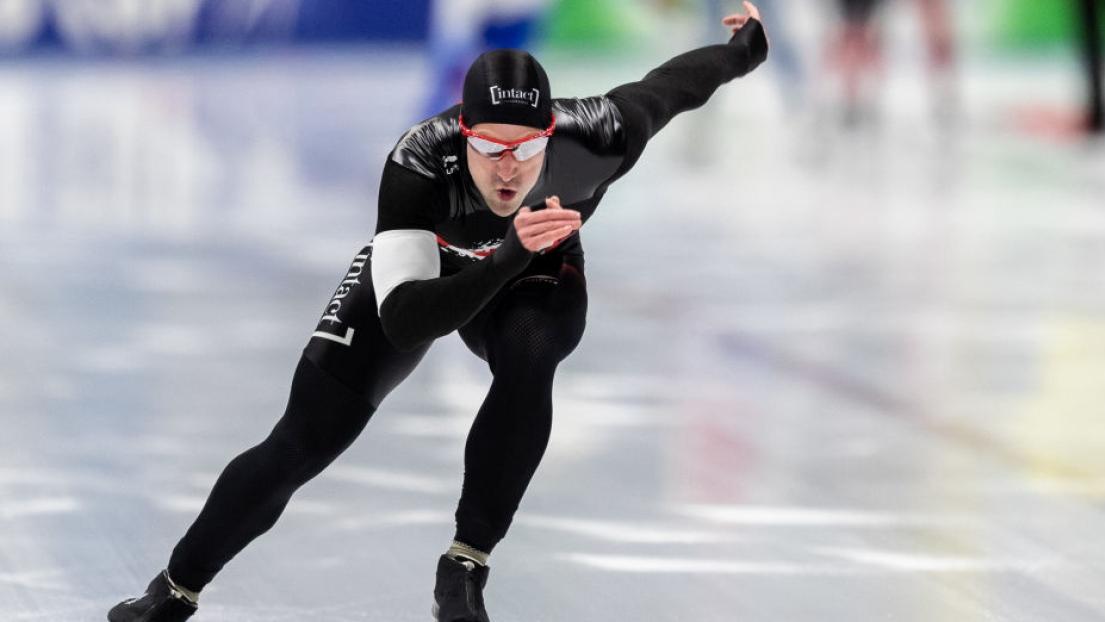 Antoine Gélinas-Beaulieuen voie de réaliser son rêve olympique