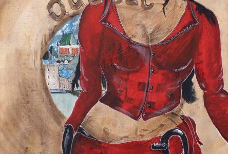 Une exposition sur la sensualité féminine à la Galerie mp tresart
