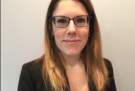Une nouvelle directrice pour le Centre de ressources pour hommes Drummond