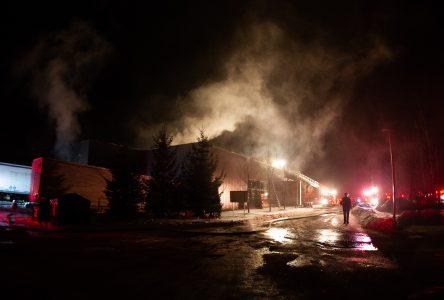 Le CFER des Chênes relocalisé suite à un incendie