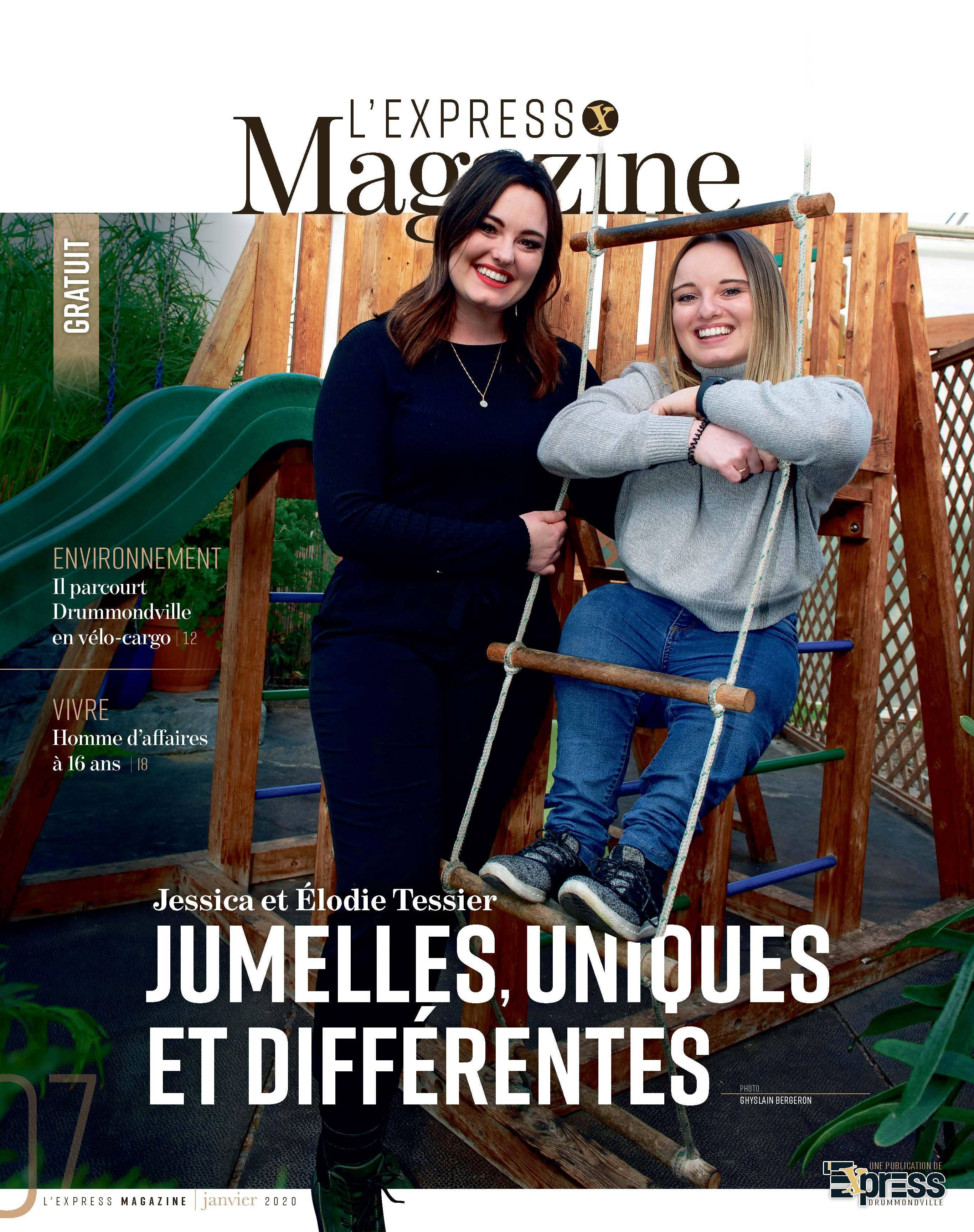 L'Express Magazine Janvier 2020