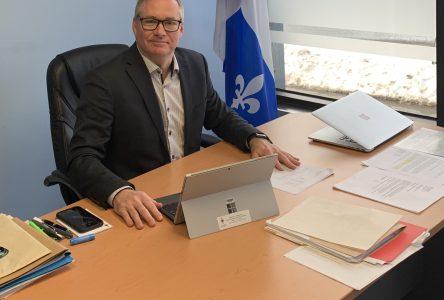 Rentrée parlementaire: les priorités de Martin Champoux