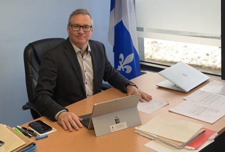 Martin Champoux aidera des organismes communautaires et des médias locaux