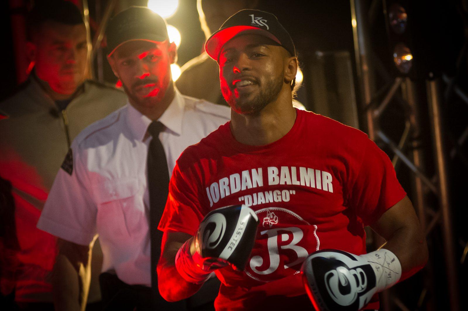 Jordan Balmir est prêt à voler le spectacle