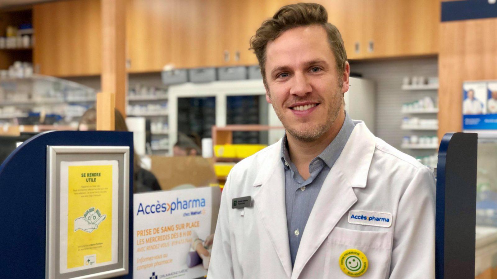 Accès pharma chez Walmart de Drummondville et Ubik de TELUS Santé : une autre belle façon d'innover
