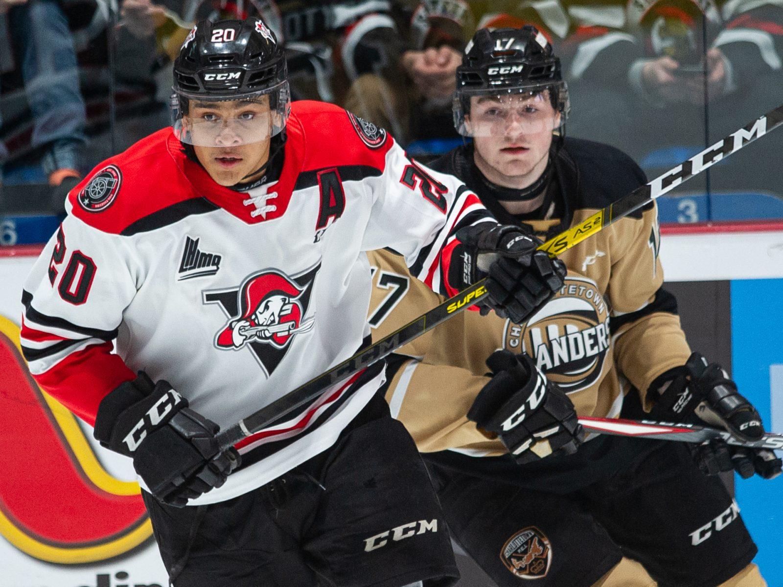Isiah Campbell: «On veut choquer le monde du hockey»