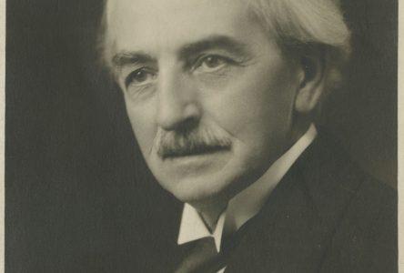 Il y a 100 ans, Drummondville se nommait un nouveau maire