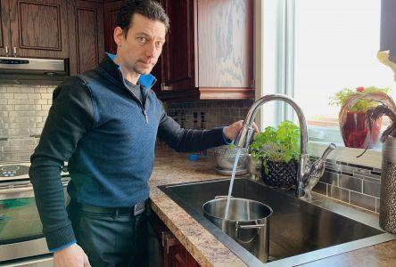 Basse pression d'eau dans le secteur Boisé de la Marconi : des citoyens s'impatientent