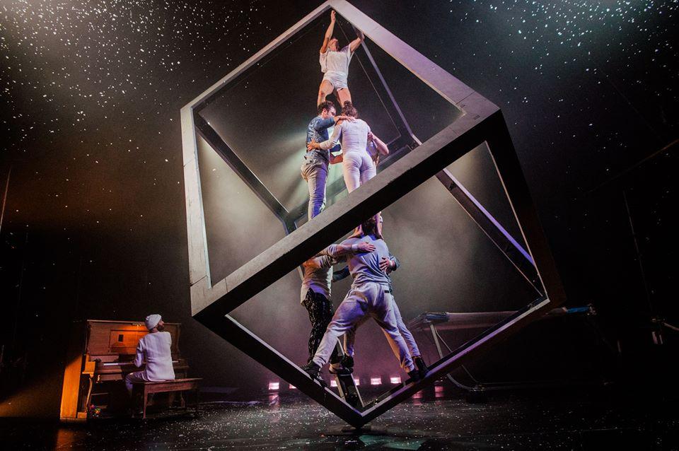 Le cirque Flip Fabrique à Drummondville cet été